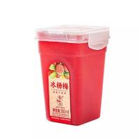聚仙庄  冰杨梅  果蔬汁饮料 380ml*4瓶
