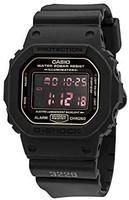 Casio 卡西欧 G-Shock 哑光黑红* DW5600MS-1 日本进口