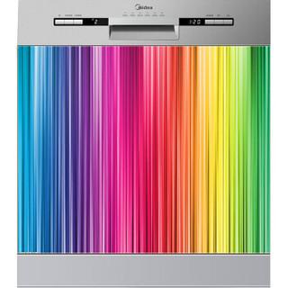 历史低价 : Midea 美的 WQP12-5301A-CN(J1)嵌入式洗碗机 13套