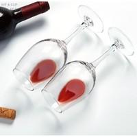 DETIDDET 德庭 玻璃红酒杯 350ml 4支