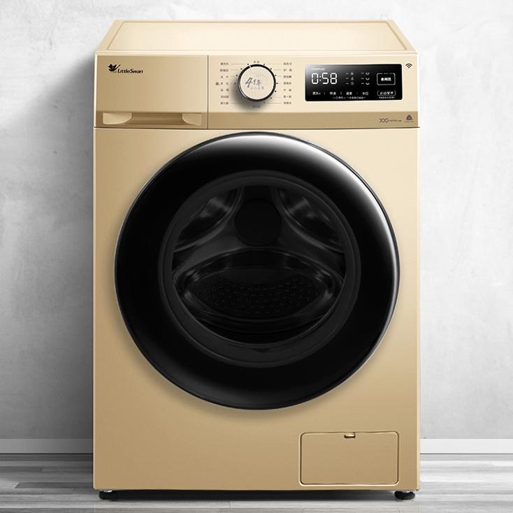 LittleSwan 小天鹅 TG100PURE 变频滚筒洗衣机 10KG