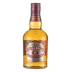 Chivas Regal 芝华士 12年威士忌 40度 500ml*2瓶