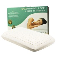 Ecolifelatex 伊可莱  PIS 泰国天然乳胶枕  +凑单品
