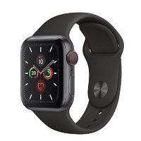 Apple 苹果 Watch Series 5 智能手表 GPS+蜂窝版 40mm