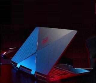 HP 惠普 暗影精灵 OMEN 15 暗影精灵 暗影精灵 15.6英寸游戏笔记本电脑 深蓝