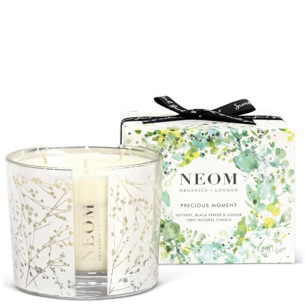 NEOM 圣诞限量香薰蜡烛 珍贵时刻 三芯420g