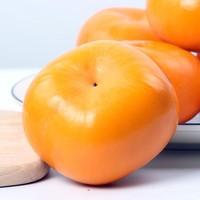 鲜果物语 脆甜柿子 5斤 *2件