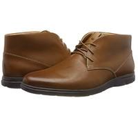 中亚Prime会员、限尺码 : Clarks Vennor Mid 男款系带短靴