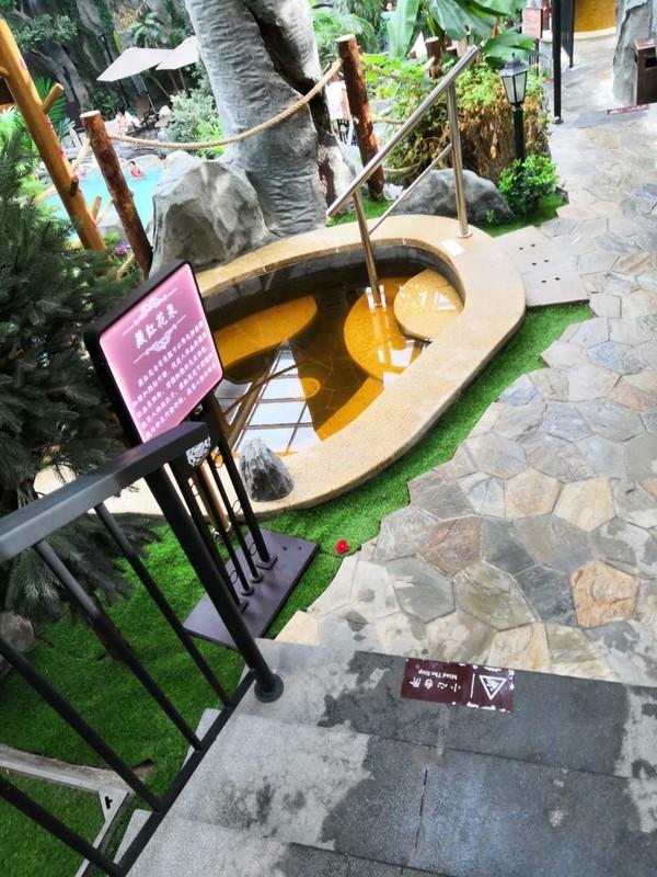 天津金泰丽舍温泉门票 畅享温泉、汤池、童趣堡,可选自助餐