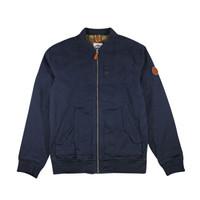 【经典款】Timberland添柏岚男装新款户外时尚飞行夹克|A1LVU 433(藏蓝色)XXL