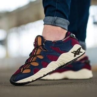 21日0点、双11预售 : ASICS 亚瑟士 Tiger GEL-MAI 运动休闲鞋
