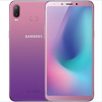 三星 Galaxy A6s (SM-G6200) 全面屏 渐变色 性价比手机 6GB+128GB 花仙紫 全网通4G 双卡双待