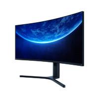 新品发售 : MI 小米 曲面显示器 34英寸 VA显示器(3440×1440、1500R、144Hz、FreeSync)