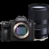 SONY 索尼 ILCE-7M3 (A7M3) 全画幅无反相机 Tamron 腾龙 SP 28-75mm F2.8 Di III RXD 微单变焦镜头