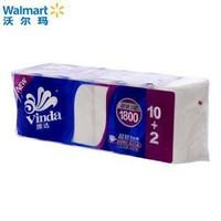 Vinda 维达 超韧卫生纸 3层150g*12卷 *6件 +凑单品