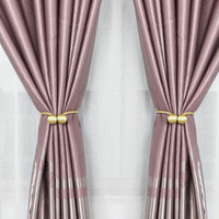 移动端 : 沃悠 现代简约窗帘绑带绑绳磁吸扣 一对装