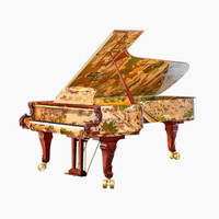 珠江钢琴 PEARLRIVER 珠江·恺撒堡三角钢琴 GH275QS