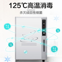 Canbo/康宝 RLP60A-3(1)消毒柜小型家用厨房迷你台式立式碗筷碗柜