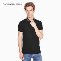 Calvin Klein 卡尔文·克莱 J312238 男装休闲短袖Polo衫T恤