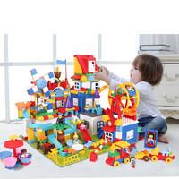 集鑫 237颗粒 大颗粒积木玩具