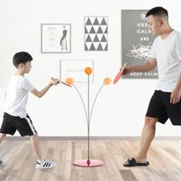 ADKING  乒乓球训练器 弹力软轴 1杆+3球