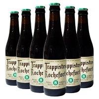 比利时进口 精酿啤酒 Rochefort 罗斯福8号啤酒330ml*6瓶 *2件