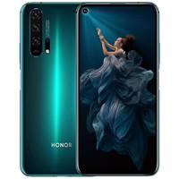 HONOR 荣耀 20 Pro 智能手机 (8GB、256GB、全网通、蓝水翡翠)