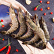 WECOOK 味库 越南活冻黑虎虾盒装 大号 净重400g 14-20只/盒  *3件 87元包邮(双重优惠)