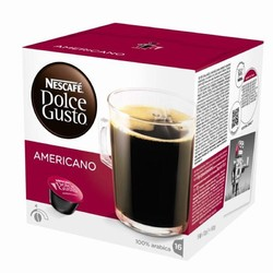 Nestlé 雀巢 Dolce Gusto 多趣酷思 美式经典原味胶囊咖啡 16颗 *6件 +凑单品