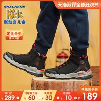 Skechers斯凯奇男童鞋魔术贴大童鞋可爱童趣运动鞋97900L