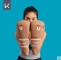 Keep X  LINE 联名款 拳击手套