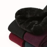 Miiow 猫人 冬款羊绒打底裤袜