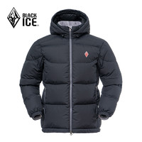 BLACK ICE 黑冰 F8509 天枢PLUS 男款白鹅绒羽绒服