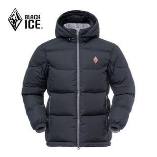 BLACK ICE 黑冰 户外耐寒保暖防水鹅绒羽绒服