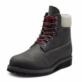 Timberland 添柏岚 A1V5M 男士户外休闲鞋 铁灰绿 41.5