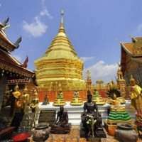 上海-泰国清迈5天往返含税机票+2晚酒店