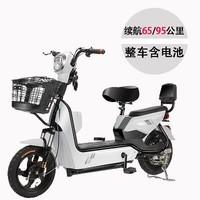 (顺丰包邮+送五件豪礼)激战品牌 新国标电动电瓶车电动自行车