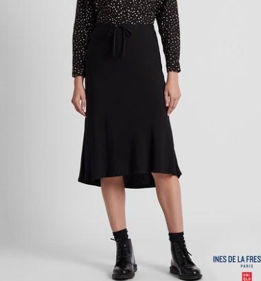 UNIQLO 优衣库 设计师合作款 419245 花式喇叭中裙