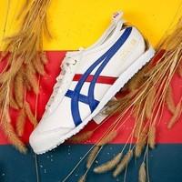 Onitsuka Tiger 鬼塚虎 Mexico 66 烫金色 中性款复古休闲鞋