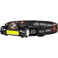 神奕 T-001 强光头灯远射LED头戴式防水双灯芯