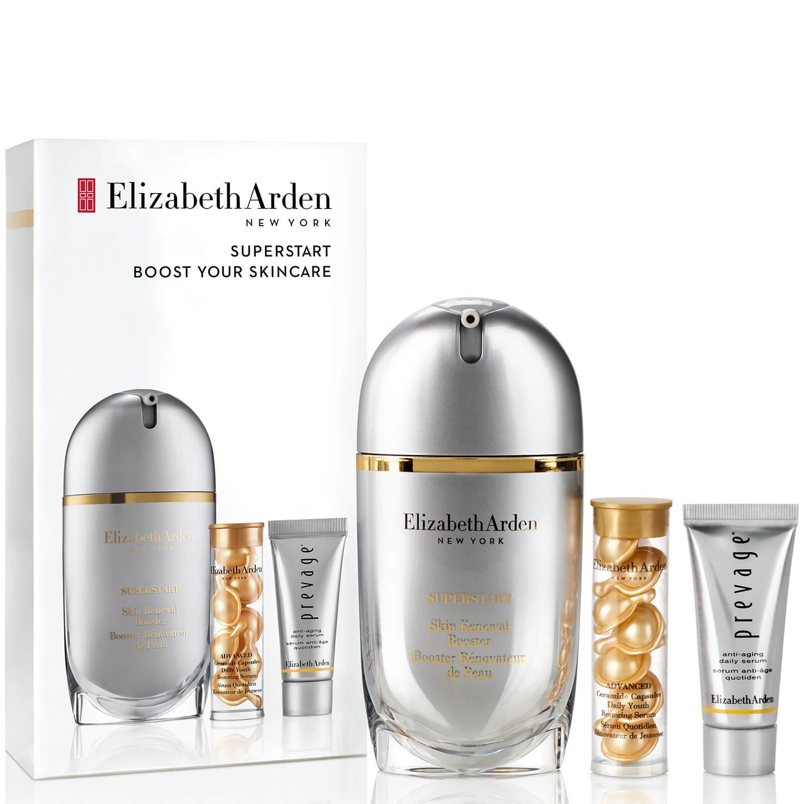 Elizabeth Arden 伊丽莎白·雅顿 奇肌赋活精华液 30ml+橘灿精华5ml+金胶7粒