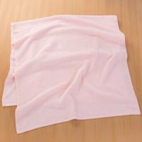 UCHINO 内野 纯棉素色马卡龙浴巾 70*140cm 384g