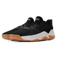 双11预售 : adidas 阿迪达斯 STREETFLOW 男子场上篮球鞋