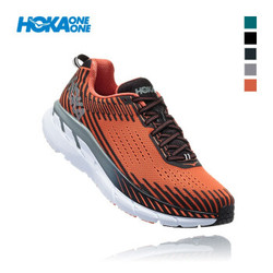 HOKA ONE ONE Clifton5 男款缓震跑鞋