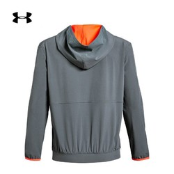 Under Armour 安德玛 UA男童 Lined Woven 运动训练夹克-1323980