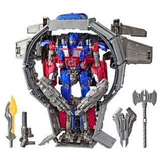 Hasbro 孩之宝 变形金刚 领袖级 SS44 擎天柱 E4522