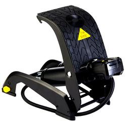 MICHELIN 米其林 车载充气泵 4745ML 数显 脚踏 金属单缸