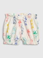 Gap 盖璞 女婴短裤  Disney迪士尼系列米妮泡泡短裤