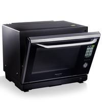 Panasonic 松下 NN-CS1000 微波炉蒸烤箱家用微蒸烤一体机水波炉