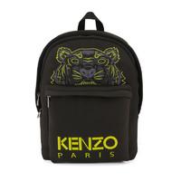21号:KENZO F005SF300F21 男士老虎印花双肩包
